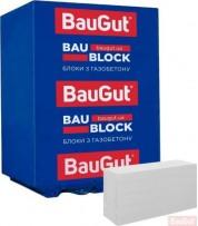 Газоблок BauGut Перегородочный 100x200x600 D500