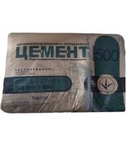 """Цемент М500 ПЦll З """"Торгбуд"""""""