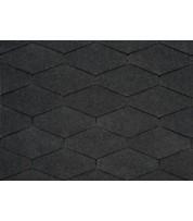 Битумная черепица IKO Diamantshield Black