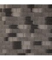 Битумная черепица прямоугольной формы ECOROOF Rectangular Grey