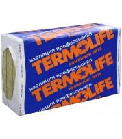 Базальтовый утеплитель Termolife ТЛ Эко Фасад 135 кг/м.куб., 50/100х600х1000 мм (2,4 м.кв/ 1,2 м.кв)