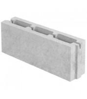 Блок бетонный 500х80х188