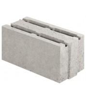 Блок бетонный 390х190х188