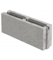 Блок бетонный 390х90х188