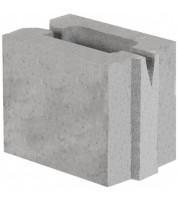 Блок керамзитобетонный 165х115х188