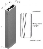 Вентиляционный блок ВБ 30-1