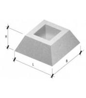 Фундаменты панелей ограждений ФЗП 1-1