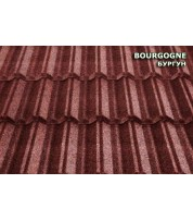 Композитная черепица MetroClassic Bourgogne