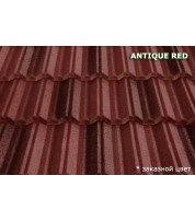 Композитная черепица MetroClassic Antique red