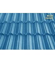 Композитная черепица MetroClassic Blue