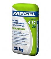 Смесь самовыравнивающаяся для пола KREISEL Fliess-bodenspachtel 412