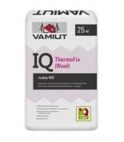 IQ ThermoFix (Wool) Смесь для приклеивания ГО утеплителя Vamiut