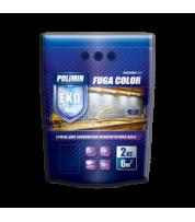 Смесь для заполнения межплиточных швов Polimin Fuga Color