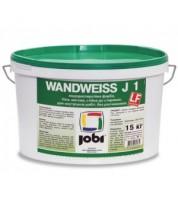Краска белая матовая дисперсионная Jodi Wandweiss J1 (10 л)