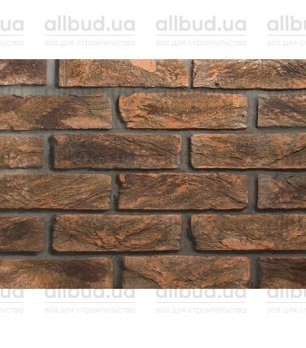 Екатеринославская плитка ручной формовки Античный Мох