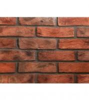 Екатеринославская плитка ручной формовки Сливовый + Сливовый Нюанс