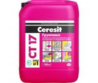 Грунтовка глубокопроникающая Ceresit CT-17 (2 л)