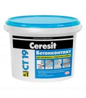 Грунтовка для не впитывающих оснований Ceresit CT 19 Бетонконтакт (15 кг)
