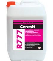 Дисперсионная грунтовка для впитывающих минеральных оснований CERESIT R 777