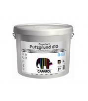 Грунтовочная краска для минеральных наружных и внутренних поверхностей CAPAROL Putzgrund 610