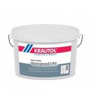 Адгезионная пигментированная грунтовка с кварцевым песком KRAUTOL Krautherm Quarzgrund Uni