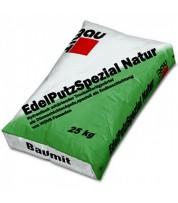 Декоративная известково-цементная штукатурка BAUMIT Edelputz Spezial (1 мм)