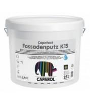 Дисперсионная структурная штукатурка CAPAROL Capatect-Fassadenputz K15