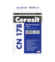 Легковыравнивающаяся смесь Ceresit CN 178