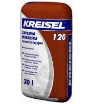 Термоизоляционная кладочная смесь KREISEL Dammortel 120