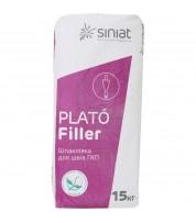 Гипсовая шпаклёвка Plato Filler, 15 кг