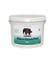 Пастообразная шпатлевка CAPAROL Akkordspachtel Fein