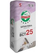 Шпаклевка финишная Anserglob BCT 25, 15 кг