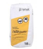 Гипсовая шпаклевка Nida Gladka, 18 кг