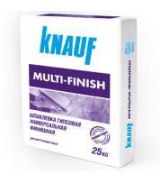 Шпаклевка Knauf Multifinish, 25 кг