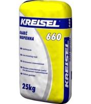 Известковая шпаклевка KREISEL 660 Kalk Spachtelmasse