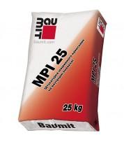 Штукатурная смесь BAUMIT MPI 25