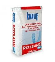 Универсальная гипсовая штукатурка KNAUF Ротбанд Про
