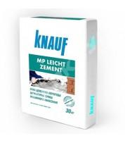 Облегченная цементно-известковая штукатурка для машинного нанесения KNAUF МП Ляйхт Цемент