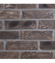 Екатеринославская плитка ручной формовки Графит
