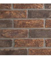 Екатеринославская плитка ручной формовки Микс Таврический тёмный + Графит