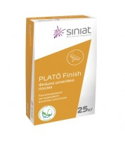 Гипсовая финишная шпаклевка Plato Finish, 25 кг