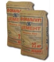 Цемент М400 Э ПЦ l l/Б-Ш   (25 кг) Фомальгаут-Полимин